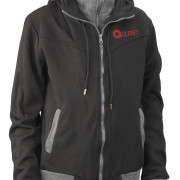 Journey_Black_Gray_Hoodie_Red_Logo_Front_2