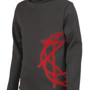 Journey_Black_Turtle_Neck_Round_Red_Logo_Left